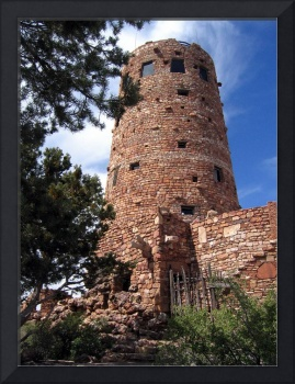 Desert View Watchtower Grand Canyon South Rim