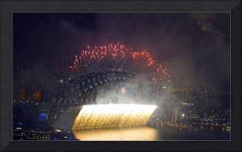New Years Eve 2014 Sydney Australia