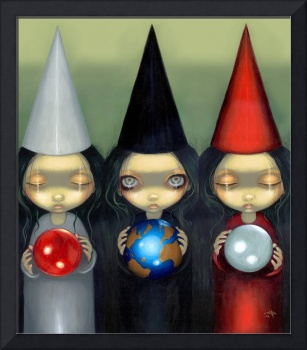 Planetary Witches