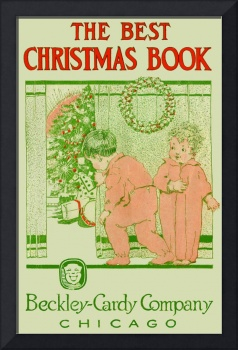 Best Christmas Book, 1942 cover (artist unknown)