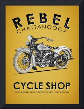 The Rebel Cycle Shop