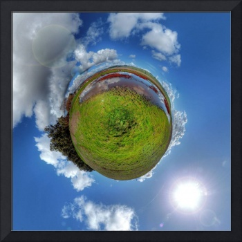 Tulay Lake Planet