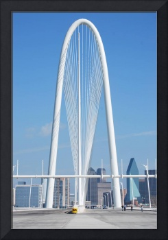 Margaret Hunt Hill Bridge Dallas,Texas