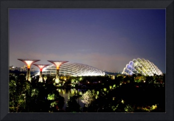 Garden by the Bay Night, Singapore