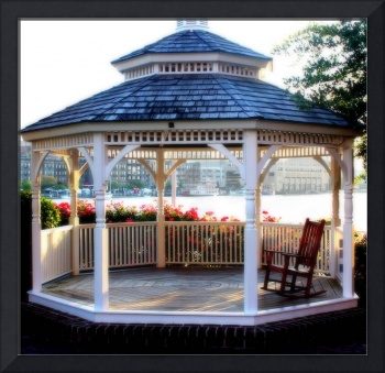 Gazebo at Westin Resort
