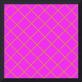 gold strip pattern purple