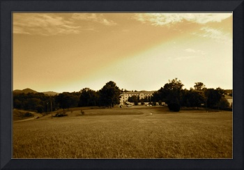 Abbey of Gethsemani, First View
