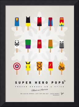 My SUPERHERO ICE POP - UNIVERS