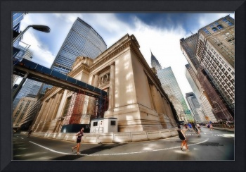Grand Central Terminal & NYC