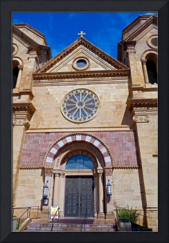 St. Francis Cathedral Basilica Study 3