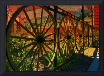 Wheels Of The Old West