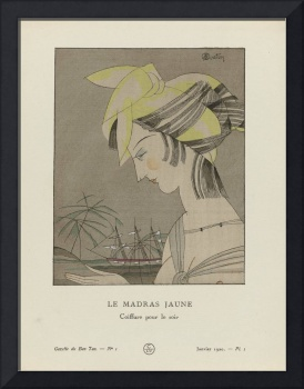 Fashion Poster 1900-1920s Series - 34