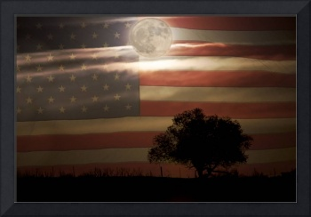 American Country Supermoon