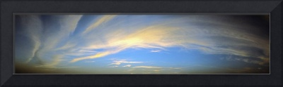 Panoramic Sunset Skyscape Pine Island Florida