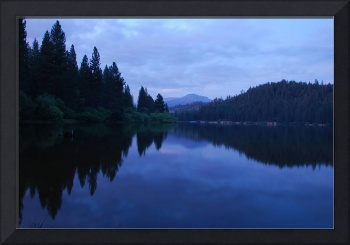 Hume Lake Nightscape