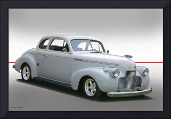 1941 Chevrolet Master Coupe 2