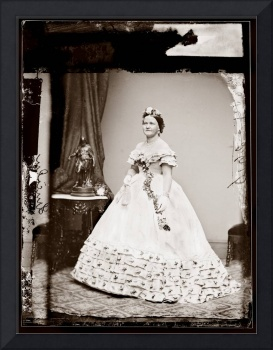President Lincoln's Wife, Mary Todd 1818-1882