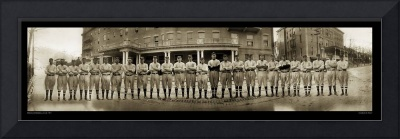 Brooklyn baseball club 1911
