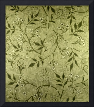 'Jasmine' wallpaper design, 1872