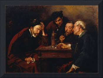Simó Gómez, Simó Gómez~The Dice Players