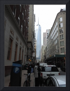 The World Trade Center 1 Building