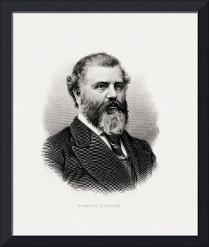 Francis S. Thayer was an American merchant and pol