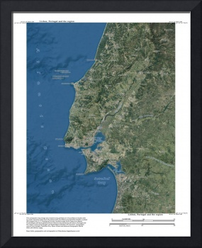 Lisbon, Portugal and the region