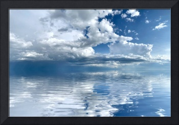 Clouds Reflections