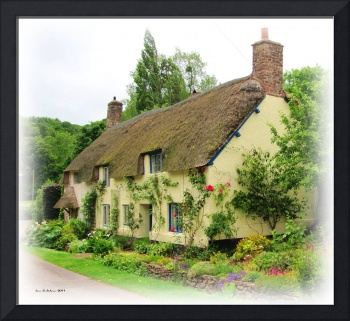 Cottage at Dunster