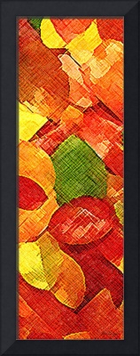 Autumn Leaves Abstract Series 002