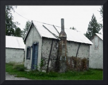 Dilapidated Cottage 2