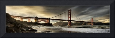 Golden Gate Panorama
