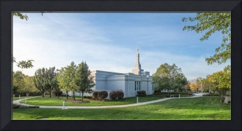 Panoramic View of Palmyra Temple