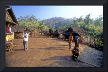 The Kayan Village: Sanytized for Tourists
