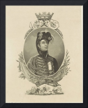 Portrait of William II, King of the Netherlands Wi