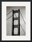 Golden Gate tower 2 by David Smith