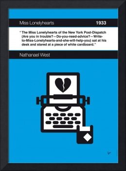 No011-MY-Miss Lonelyhearts-Book-Icon-poster