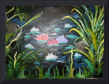 Modern Waterlilies