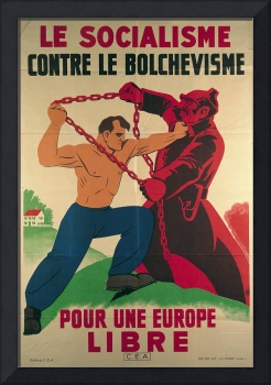 Socialism Against Bolshevism for a Free Europe