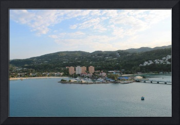 The Port of Jamaica