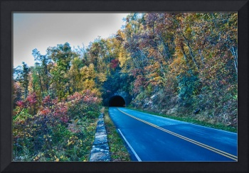 scenics around blue ridge parkway north carolina