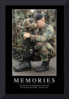 Memories: Inspirational Quote and Motivational Pos
