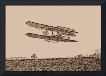 Wright Flyer 1904 enhanced