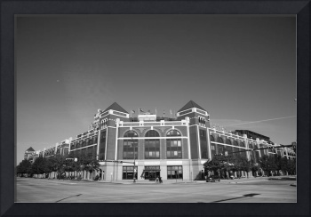 Texas Rangers Ballpark in Arlington