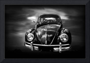 Volkswagen VW- The Beetle- German Car, Wallpaper,