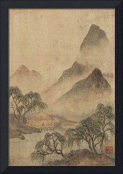 LANDSCAPE PAINTINGS IN THE STYLE OF WANG HUI (1632
