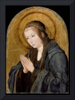 Quentin Massys (and Studio) - Virgin in Adoration