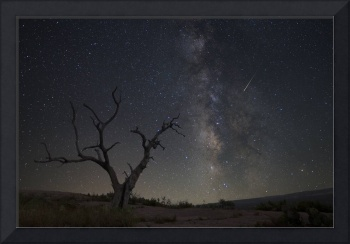 Texas Hill Country - Enchanted Rock Milky Way
