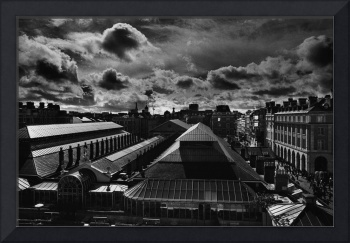Covent Garden, Roof Tops, London