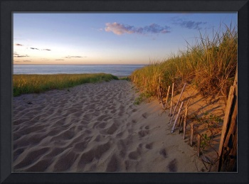 Cape Cod at Sunset